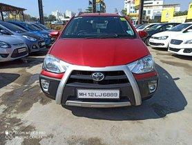 2014 Toyota Etios Cross MT for sale in Pune