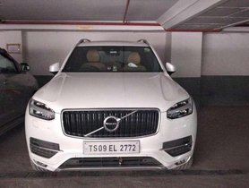 2016 Volvo XC90 AT for sale in Hyderabad