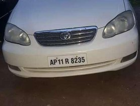 2006 Toyota Corolla MT for sale in Nizamabad