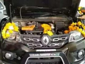 Renault Kwid 2017 MT for sale in Mhow