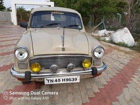 Used 1998 Hindustan Motors Ambassador MT for sale in Tiruchirappalli