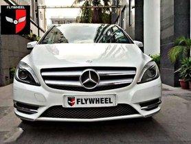 Mercedes-Benz B-Class B180, 2013, Petrol AT for sale in Kolkata