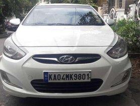 Used Hyundai Verna 1.6 CRDi SX 2012 AT for sale in Nagar