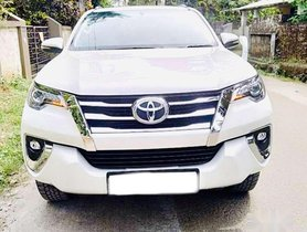 Used 2019 Toyota Fortuner AT for sale in Chandigarh