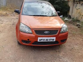Ford Fiesta 2005 MT for sale in Hyderabad