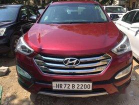 2014 Hyundai Santa Fe AT for sale in Gurgaon