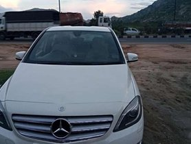 Used Mercedes-Benz B-Class B180 CDI, 2013, Diesel AT for sale in Coimbatore