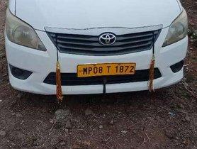Used 2013 Toyota Innova MT for sale in Raghogarh