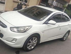 Hyundai Fluidic Verna 1.6 CRDi SX Automatic, 2012, Diesel AT for sale in Nagar