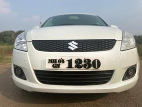 Used Maruti Suzuki Swift VDI MT car at low price in Thane