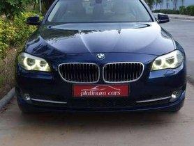 BMW 5 Series 530d Sedan, 2010, Diesel AT in Ahmedabad