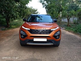 2019 Tata Harrier XZ MT for sale at low price in Bangalore