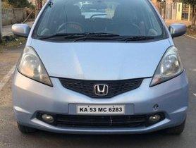 Honda Jazz S MT 2011 in Bangalore