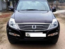 2013 Mahindra Ssangyong Rexton RX7 AT for sale at low price in New Delhi