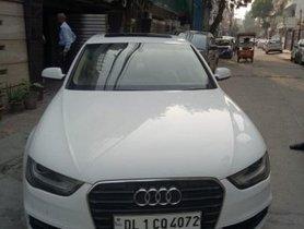 Audi A4 2014-2016 2.0 TDI Multitronic AT for sale in New Delhi