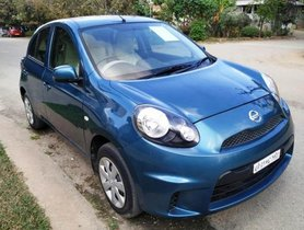2015 Nissan Micra Active XV MT for sale in Bangalore