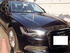 Used Audi A6 AT 2011-2015 car at low price in Mumbai