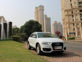 Used 2012 Audi Q3 AT 2012-2015 for sale in Mumbai