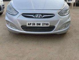 Used Hyundai Verna 1.6 CRDi SX MT 2011 in Hyderabad