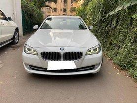 Used BMW 5 Series AT 2007-2010 car at low price in Mumbai