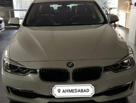 2015 BMW 3 Series 320d Luxury Line AT  for sale at low price in Ahmedabad
