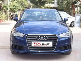2016 Audi A3 AT for sale at low price in Ahmedabad