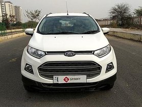 2017 Ford EcoSport 1.5 Ti VCT AT Titanium for sale at low price in New Delhi
