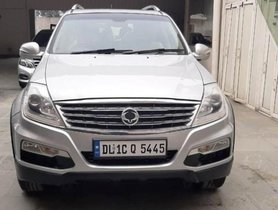 Mahindra Ssangyong Rexton RX7 2013 AT for sale in New Delhi