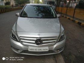 2014 Mercedes Benz B Class B180 AT for sale at low price in Mumbai