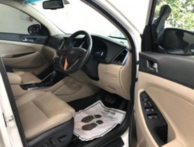 2017 Hyundai Tucson AT for sale at low price in Chennai