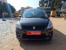 2015 Maruti Suzuki Ertiga VDI MT for sale at low price in Bangalore