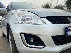 2015 Maruti Suzuki Swift VDI MT for sale at low price in Thane