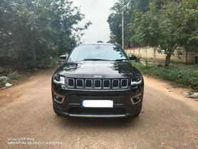 Used Jeep Compass 2.0 Limited Plus  MT 2018 in Bangalore