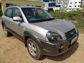 Used 2005 Hyundai Tucson CRDi MT for sale in Chennai