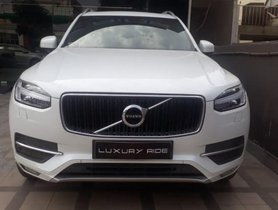 2018 Volvo XC90 D5 Momentum AT for sale in Ludhiana