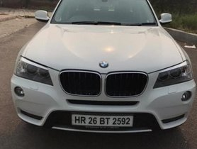 Used 2012 BMW X3 xDrive 20d Luxury Line MT for sale in New Delhi