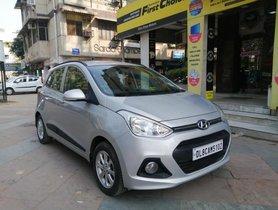 2015 Hyundai i10 Asta MT for sale at low price in New Delhi