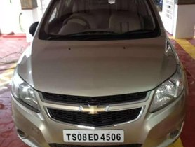 Used 2014 Chevrolet Sail MT for sale in Hyderabad