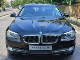 2010 BMW 5 Series AT 2003-2012 for sale in Mumbai