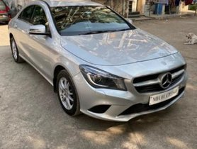 Used Mercedes Benz 200 AT car at low price in Mumbai