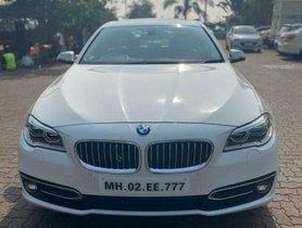 BMW 5 Series 520d AT 2003-2012 2015 in Mumbai