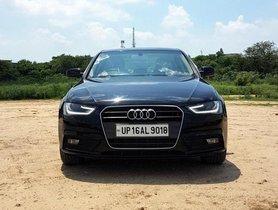 Used 2012 Audi A4 2.0 TDI Multitronic AT for sale in New Delhi