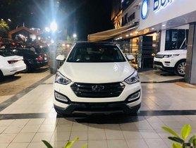 Used 2015 Hyundai Santa Fe 4X2 MT for sale in Pune