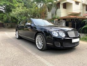 Used 2009 Bentley Continental AT for sale in Chennai