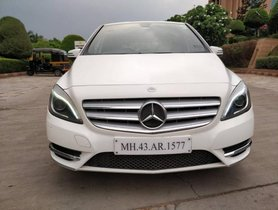 2014 Mercedes Benz B Class Version B180 AT for sale in Pune