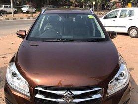Used 2016 Maruti Suzuki S Cross AT for sale in Vadodara