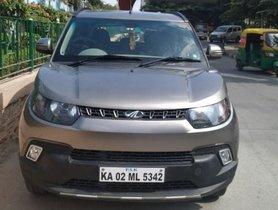 2016 Mahindra KUV100 NXT MT for sale in Bangalore