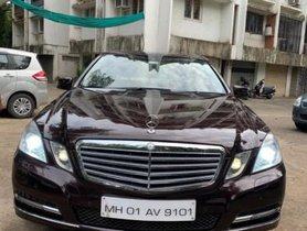2011 Mercedes Benz E-Class E250 CDI Avantgarde AT 2009-2013 for sale at low price in Mumbai