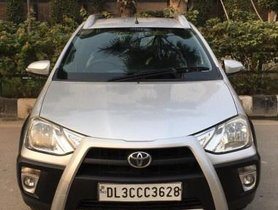 2014 Toyota Etios Cross 1.2L G MT for sale at low price in New Delhi