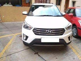 2016 Hyundai Creta 1.6 CRDi SX Option MT for sale at low price in Chennai